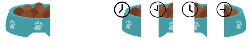食事の食べすぎで太っている犬は食事量を減らそう